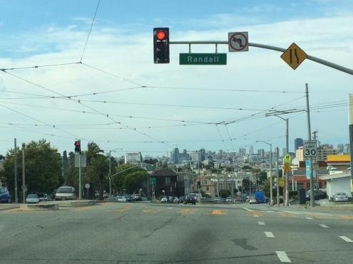 SF street
